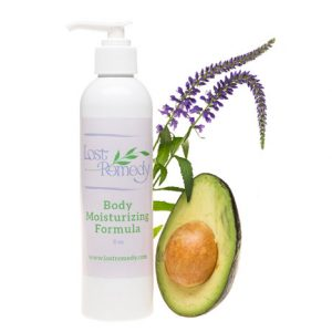 body moisturizing formula